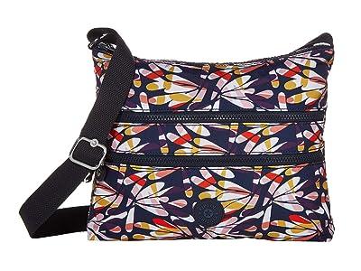 Kipling Alvar Crossbody Bag (Retro Floral) Cross Body Handbags