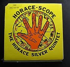 Horace Silver Quintet : Horace-Scope