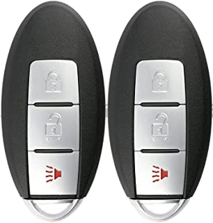 nissan juke key fob replacement