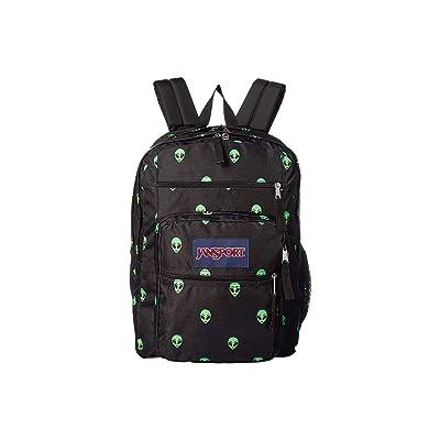 JanSport Big Student (Visitor Print) Backpack Bags