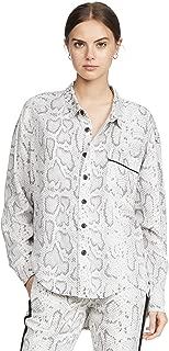 Women's Snake Print Shirt