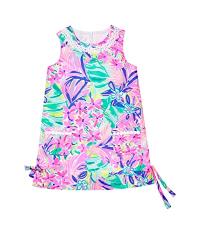 Lilly Pulitzer Kids Little Lilly Classic Shift Dress (Toddler/Little Kids/Big Kids) (Multi It Was All A Dream) Girl