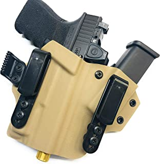 IronXHolsters Glock 19 23 32 IWB Appendix Holster Inforce APLc