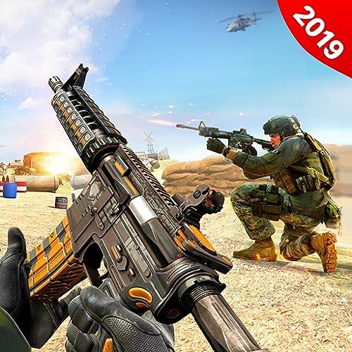 Armee Zähler Feuer: Free Schlachtfeld Schießen