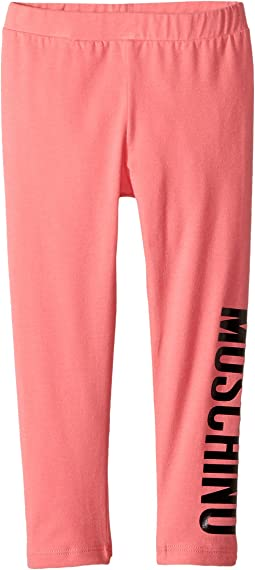 Moschino Kids - Logo Leggings (Infant/Toddler)