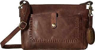 Best chocolate brown leather handbags Reviews