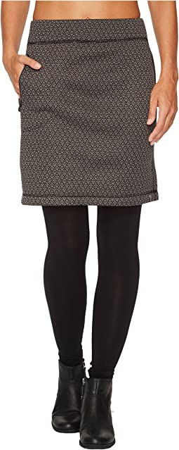 Lochlyn Fleece Skirt