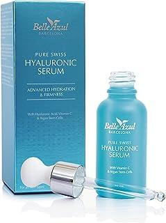 ベルアスール ピュアスイス ヒアルロニック セラム ヒアルロン酸 美容液