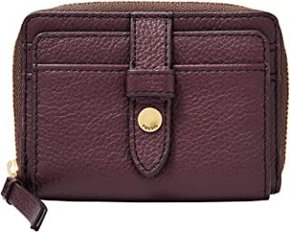 Fossil Women's Fiona Wallets, Red, One Size