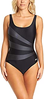 Women's Sandon Scoopback Swimsuit with Foam Cups and Tummy Control