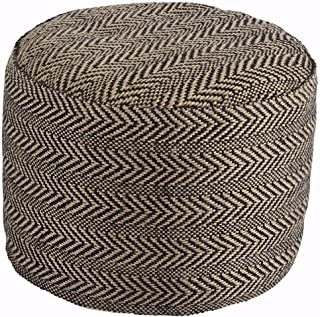 Signature Design by Ashley A1000438 Pouf, Natural