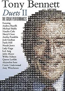 Tony Bennett Duets II: The Great Performances (DVD) by Tony Bennett