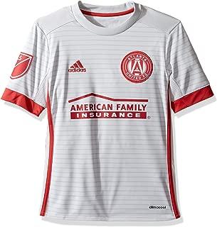 adidas Atlanta United FC Youth Replica Jersey Grey