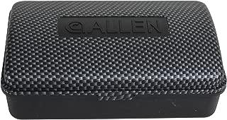 Allen Carbon Fiber Look Broadhead Case, Holds 6 Broadheads