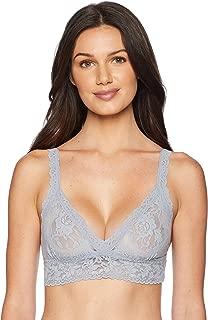 Women's Signature Lace Crossover Bralette 113 Sapphire Bra