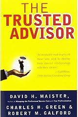 The Trusted Advisor Paperback