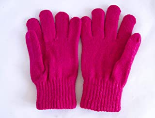 Guantes mágicos color rosa fucsia. Envío GRATIS 72h