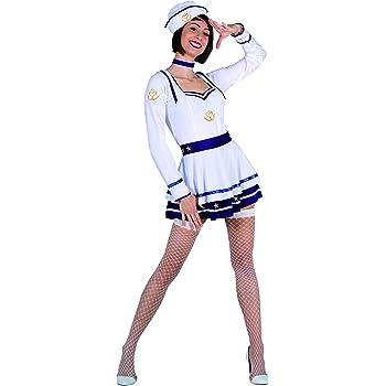 Ciao - Disfraz de marinera para mujer adulta, talla M: Amazon.es ...