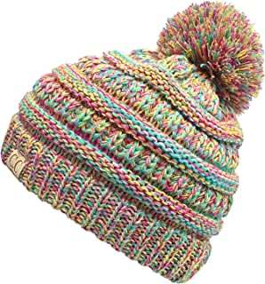 Best rainbow winter hat Reviews