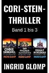 Cori-Stein-Thriller: Band 1 bis 3 Kindle Ausgabe