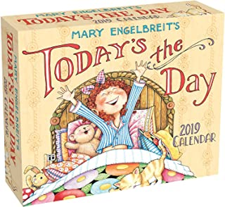 Mary Engelbreit 2019 Day-to-Day Calendar: Today's the Day