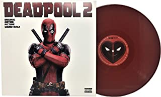 Deadpool 2 Soundtrack (Limited Edition Red Colored Vinyl)