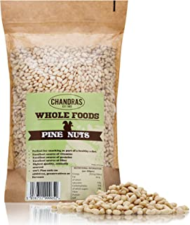 CHANDRA Gehele voeding - Pijnboompitten (1kg)
