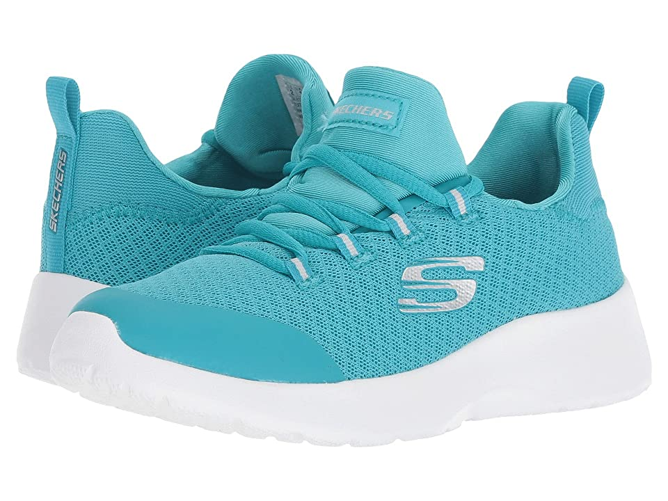 SKECHERS KIDS Dynamight (Little Kid/Big Kid) (Teal) Kid