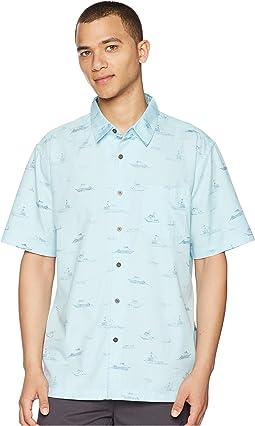 Channel Cruising Woven Shirt