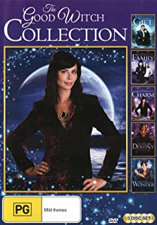 The Good Witch Movie Collection The Good Witch's Gift / The Good Witch's Family / The Good Witch's Charm / The Good Witch's Destiny / The Good Witch's Wonder