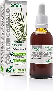 comprar comparacion Soria Natural - EXTRACTO DE COLA DE CABALLO S. XXI - Extracto Natural - Fuerza uñas y cabello y disminuye retención de líq...