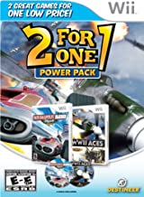 2 for 1 Power Pack: Indy 500/WWII Aces - Nintendo Wii
