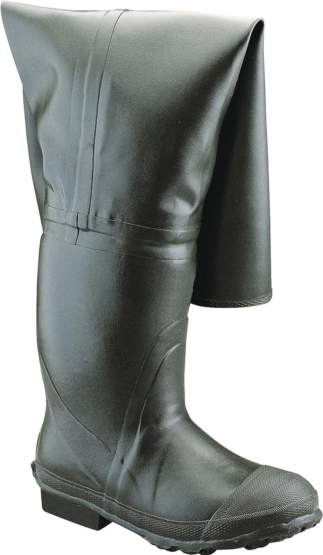 Ranger Bullhead 32 -tung -duty herrar Full Rubber Insulated Hip Hip Hip stövlar, Forest grön (A300)  utlopp till salu