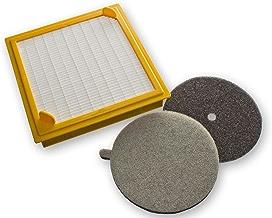 vhbw filtro Hepa per aspirapolvere Hoover TS2213 001, TS2265 001, TS2266 011, TS2272 011, TS2308 001, TS2351, U27 Sensory sostituisce 09205469.