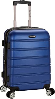 Luggage Melbourne 20 Inch Expandable Carry On, Blue, One Size