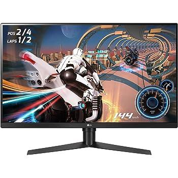 LG 32GK650G Monitor de juegos con frecuencia de actualización de 144 Hz y NVIDIA: Amazon.es: Electrónica