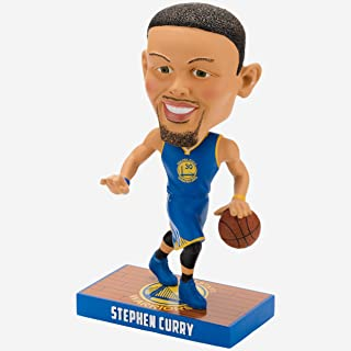 Golden State Warriors Curry S. #30 Caricature Bobble