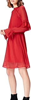 Marca Amazon - find. Vestido de Fiesta para Mujer