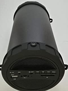 Portable DrumSpeakers HD SoundBluetooth Microdigit