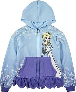 Girls' Big Elsa Frozen Dress Costume Jacket