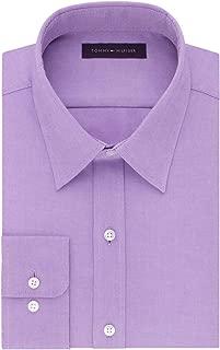 Tommy Hilfiger Mens Athletic Fit TH Flex Collar Dress...