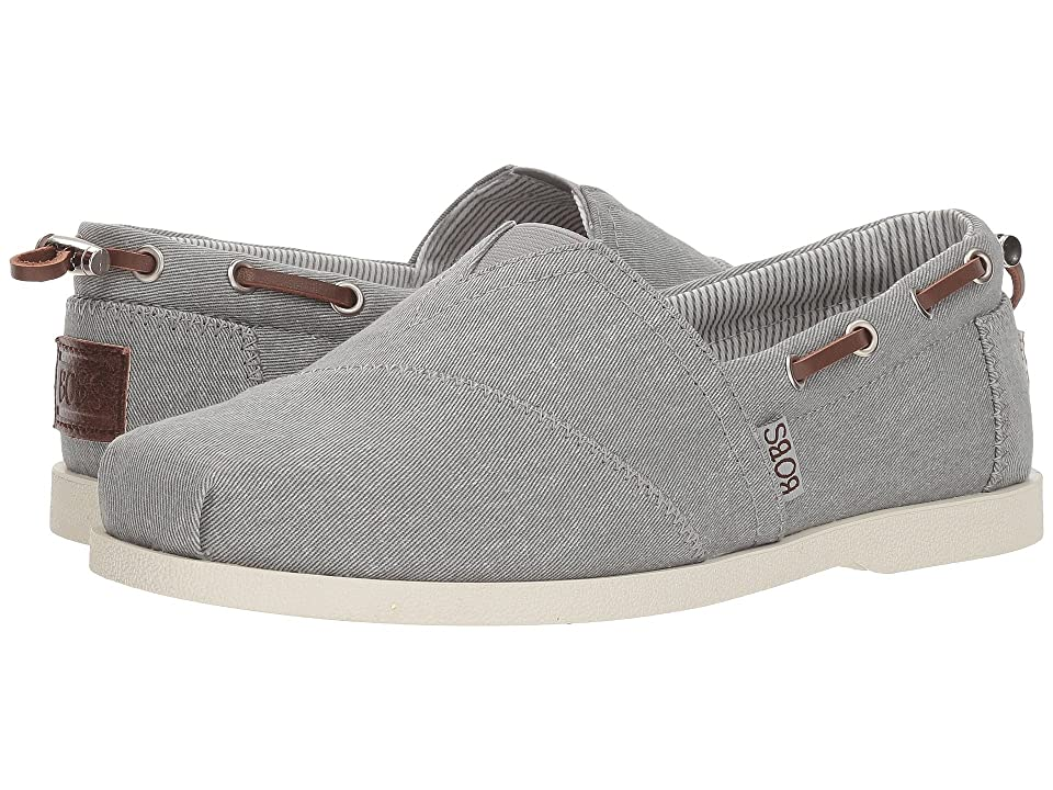 BOBS from SKECHERS Chill Luxe Fancy Me (Grey) Women