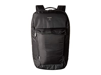 Hedgren Loop Carry-On Duffel Backpack (Black) Backpack Bags