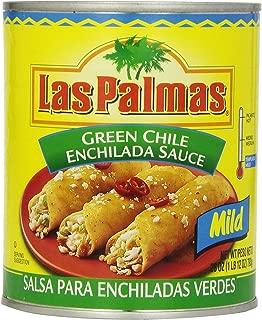 Best green chile enchilada sauce las palmas Reviews