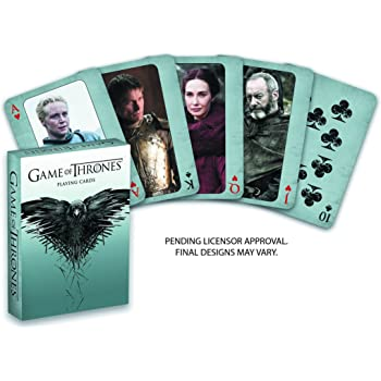 Dark Horse Comics Game of Thrones Playing Cards Second Edition