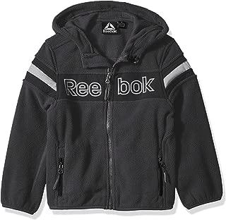 Reebok Boys' Active Polar Fleece with Softshell Jacket