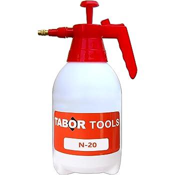Pulverizador de bomba de presión estándar de 2 L-Ideal para el cuidado de coche-productos químicos leve
