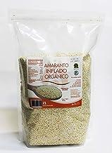 Amaranto Orgánico Inflado 350g
