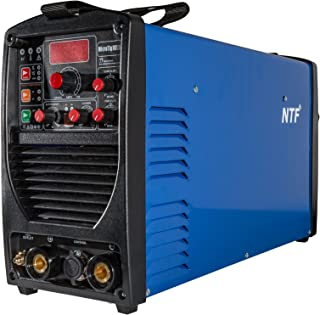 Tig Wig sudor dispositivo AC DC NTF Micr otig de 185 Da Pulse MMA sudor Inverter