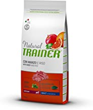 Trainer Natural NovaFoods Cibo per Cani Medium Adult Manzo&Riso 12KG - 12000 gr